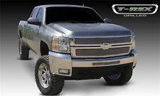 For 2008 Chevrolet Silverado 2500 HD T-Rex Grille Overlay DJTM