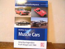 Muscle Cars Typenkompass von Matthias Gerst (Taschenbuch 2014)
