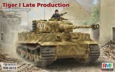 Rye Field Model 5015 1:35th scale Tiger I Late Production