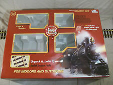 G scale - Santa Fe Freight Train Set - LGB # 72423 (Box, Foam & Paperwork Only)