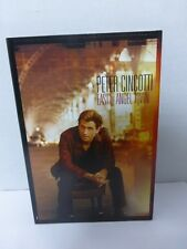East of Angel Town by Peter Cincotti (CD, + EPK ) PROMO ONLY