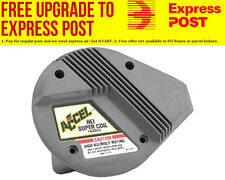 Accel HEI Super Coil GM in cap Super Coil, 45,000 volts, Red and White primary w