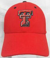 Texas Tech Red Raiders NCAA Top of the World OSFA flex cap/hat