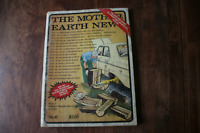 Vtg Back Issue Mother Earth News Magazine Back Issue No 41 Sept 1976