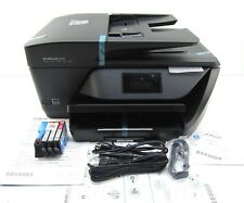 NEW OPENED HP Officejet Pro 6958 All In One Color Photo Inkjet Printer Copier A+