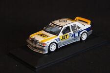 Minichamps Mercedes-Benz 190 E Evo DTM 1990 1:43 #16 Frank Biela (GER) (JS)