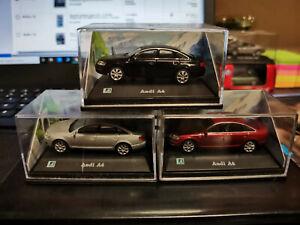 Audi A6 sedan 1/72 1 72 CARARAMA HONGWELL BAUER schuco real-x epoch yujin