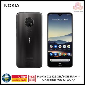 Nokia 7.2 128GB/6GB RAM – Charcoal *AU STOCK*