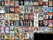 PEYTON MANNING Football Card Lot of 62 Denver Broncos