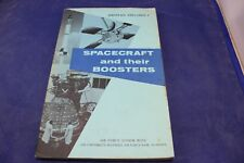 Spacecraft and Their Boosters 1972 Air Force JROTC Nuclear Rockets Aerospace
