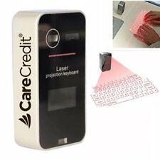 Virtual Laser Projection Bluetooth Wireless Keyboard For Apple iPhone XS Max XR