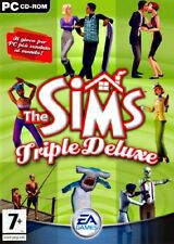 The Sims Triple Deluxe PC IT IMPORT ELECTRONIC ARTS