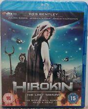Hirokin - The Last Samurai (Blu-ray, 2012) BRAND NEW AND SEALED