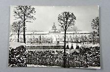 Ab 1945 frankierte Ansichtskarten mit dem Thema Burg & Schloss
