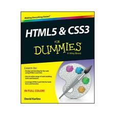 HTML5 & CSS3 for Dummies¬ by Sue Jenkins (author)