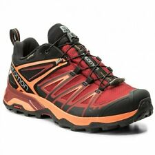 Salomon X ULTRA 3 GTX Men's Hiking Running Shoes  Free Shipping 398670 18A