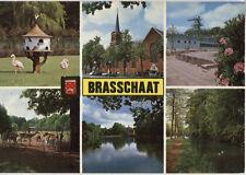 Alte Postkarte - Brasschaat
