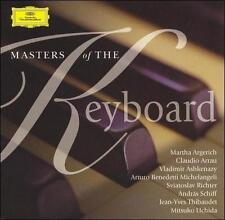 Masters of the Keyboard (2 CDs,Deutsche Grammophon) Most Popular Works for Piano