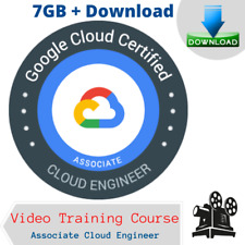 Google Certified Associate Cloud Engineer Video Training Course Download