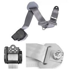 1x 3 Point Seatbelt Diagonal Belt w/ Quick Release Camlock 88cm-137cm Adjustable