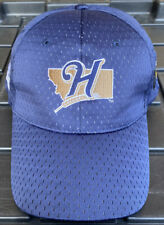 Blue Mesh Helena Brewers MiLB Minor League Baseball Hat Cap BWM Global Promo