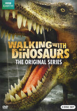 WALKING WITH DINOSAURS - THE ORIGINAL SERIES (DVD)