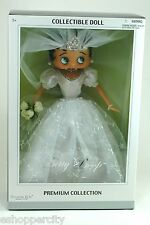 Betty Boop Premium Collection Doll Limited Edition New Wedding Gift Bridal Dress