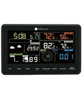 Ambient Weather WS-1900 Wireless Weather Station Console