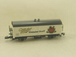Miller   Bierwagen   - Märklin Spur Z  Wagen 2402 M   - #492  #E gebr.