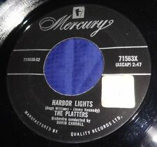 MB395 Harbor Lights The Platters 45 RPM Record