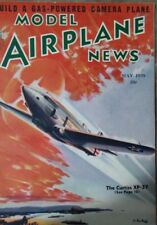 Model Airplane News, May 1938, Vg condition, Amazing piece of Model History!