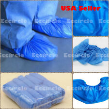 100pcs Disposable Shoe Covers Non-woven Fabrics Boot Non-Slip Covers Medical USA