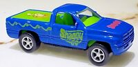 RACING CHAMPIONS 1996 DODGE RAM SCOOBY-DOO SHAGGY 1:64 DIECAST PICKUP TRUCK