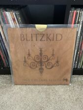 Blitzkid Five Cellars Below Vinyl Purple LP /15 Misfits Graves Calabrese Goolsby