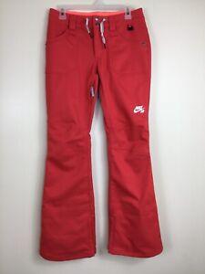 Nike SB Womens Willowbrook Snow Snowboarding Ski Pants Size Small 626017