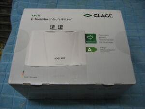 Clage Kleindurchlauferhitzer MCX7 SMARTRONIC 6,5kW 400V 1500-15007
