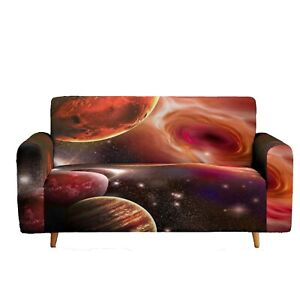 Sofa Cover Slipcovers Stretch Couch Chair Furniture Slip Covers 1 2 3 4 Seaters
