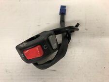 Yamaha YZF R6 2CO R6 13S Switch Gear Kill Switch