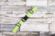 Brustgurt für Schulranzen, 25 mm Rucksack, neu. grün