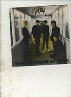 "CHELSEA No Ones Coming Outside UK 7"" w/PS 1980 PUNK ROCK"