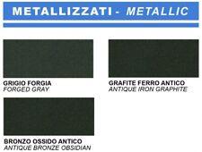 Vernice antiruggine Spray Fernovus 400ml Saratoga - Grigio forgiato Metallizzato