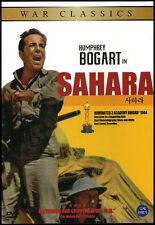 Sahara (1943) New Sealed DVD Humphrey Bogart