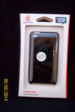 Griffin Outfit Color-shifting Hardshell Case Apple iPod Touch 4G Purple/Green