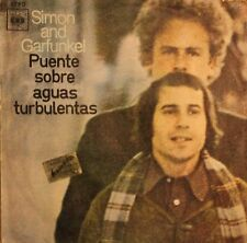 "Vinyle 45T Simon & Garfunkel ""Bridge over troubled water"" - edition Espagnol"
