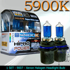 9007 5900K XENON HALOGEN HEADLIGHT BULBS 2002 2003 2004 2005 DODGE RAM 1500