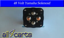 Yamaha Electric 48v Golf Cart Solenoid | G19 | JR1-H1950-00-00