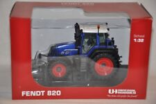 Universal Hobbies 4034 Blue Fendt 820 tractor 1:32 scale Limited edition