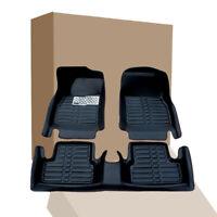 For Honda Civic 2006-2020 Car Floor Mats Front& Rear Liner Waterproof Auto Mats