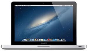 "Apple Macbook Pro 13"" Core i5 2.5GHz 8GB RAM 256GB SSD | MacOS Catalina"