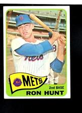 1965 Topps # 285 Ron Hunt Vg-Ex